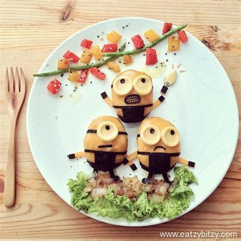 cuisine inventive creative food and decoration ideas that tell stories and eat healthy food