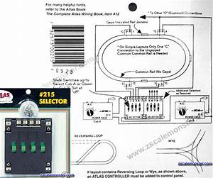 Atlas 215 Selector Wiring Diagram