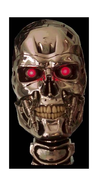 Vinyl Clay Terminator T800 Head Series