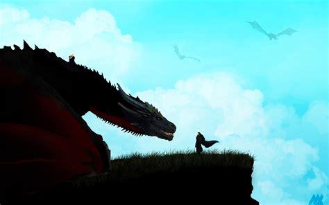 wallpaper jon snow  dragon game