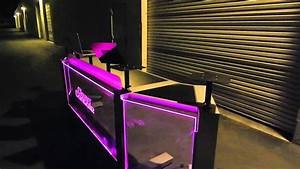 DJ Booth CLEARCONSOLE - YouTube  Dj