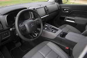 Citroën C5 Aircross Business : citroen c5 aircross interior dashboard france ~ Medecine-chirurgie-esthetiques.com Avis de Voitures