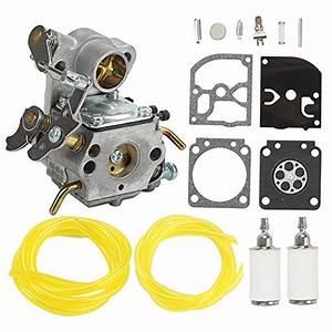 Anzac Carburetor For Poulan Craftsman Zama C1m
