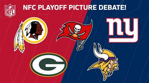 Buy Or Sell Nfc Playoff Picture (week 13)  Nfl Network