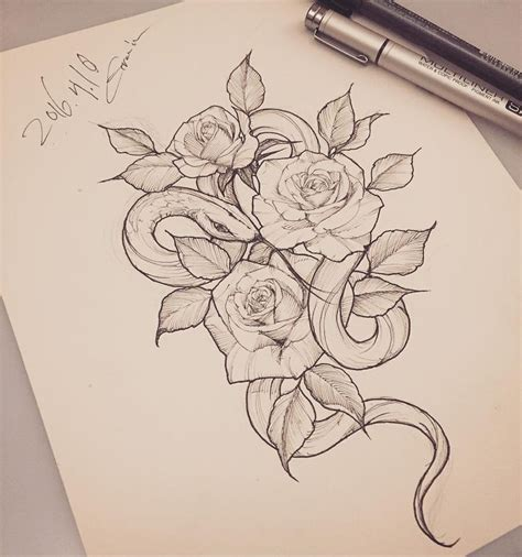 ideas  snake tattoo  pinterest body
