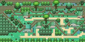 Pokemon Rpg Forest Village