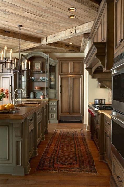 Moderne Wohnideen Mit Perserteppichen by 50 Moderne Landhausk 252 Chen K 252 Chenplanung Und Rustikale