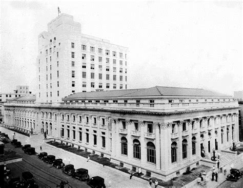 United States Post Office, Courthouse, And Federal Office