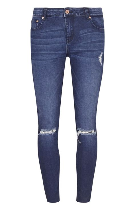 The 25+ best Ankle grazer jeans ideas on Pinterest | Ankle grazer jeans outfit Blue skinny ...
