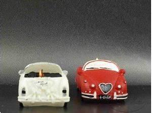 Bougie De Voiture : voiture bougie assortie rouge blanc ~ Medecine-chirurgie-esthetiques.com Avis de Voitures