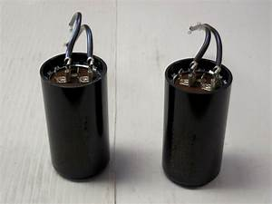 New Lot Of 2 Ngm Capacitor 61a4d160161nntc 85ps165c96 161