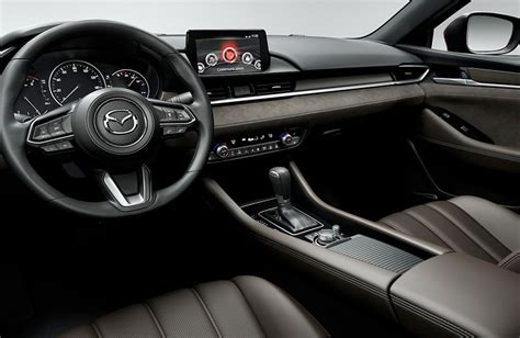 mazda 6 2019 interior specs and features in the 2019 mazda6 mazda of