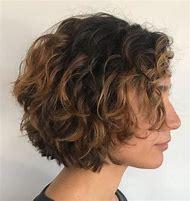 Short Layered Bob Haircuts for Wavy Hair