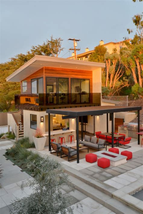 20 Marvelous Contemporary Home Exterior Designs Your Idea