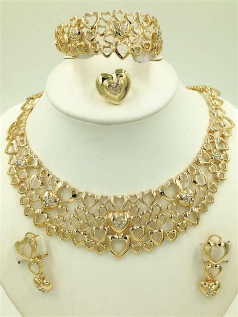 aliexpress buy nigeria gold color wedding jewelry