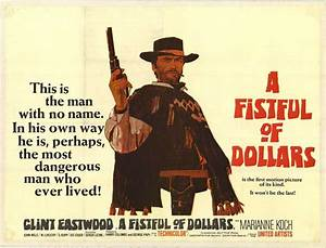 A fist ful of dollars director