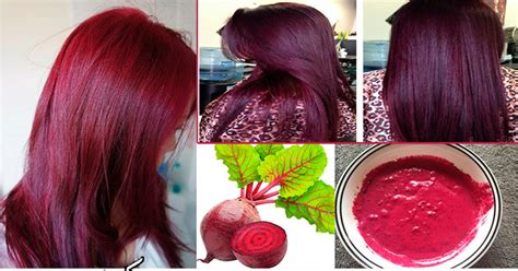 beet color how to make beetroot hair dye to get hair color naturally