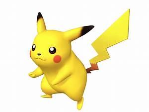 3d pikachu photo