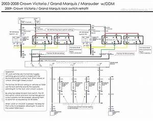 2011 Ford Crown Victoria Police Interceptor Fuse Box Diagram