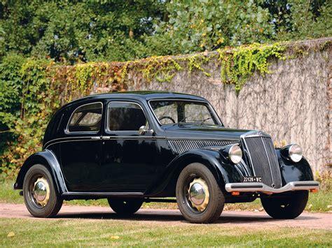Lancia Aprilia 1937 1938 1939 Autoevolution