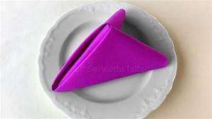 Servietten Falten Kaffeetafel : servietten falten pyramide einfache diy tischdeko youtube ~ A.2002-acura-tl-radio.info Haus und Dekorationen