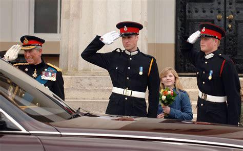 prince charles prince william prince harry step