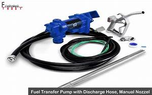 Best Fuel Transfer Pumps Of 2019 In