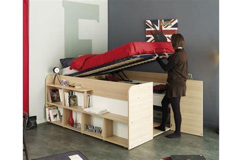 lit multifonctions gain de place roxy cbc meubles