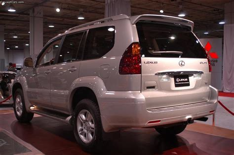 2003 Lexus Gx 470 Image Photo 20 Of 23