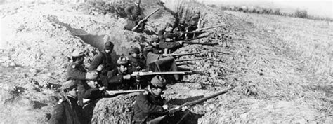Facts About Trench Warfare World War Learnodo