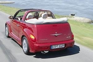 Pt Cruiser Cabrio : chrysler pt cruiser cabrio 2 4 limited ~ Jslefanu.com Haus und Dekorationen