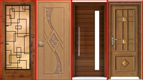 Wooden Door by Top 40 Modern Wooden Door Designs For Home 2018