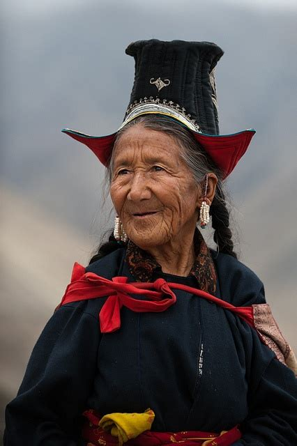 Nubra Woman