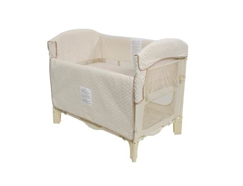 Arms Reach The Mini Arc Convertible Bedside Bassinet Cocoa
