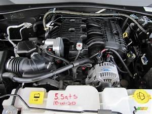 2010 Dodge Nitro Sxt 4x4 4 0 Liter Sohc 24