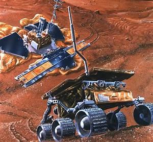 Mars Pathfinder and Sojourner Rover | NASA