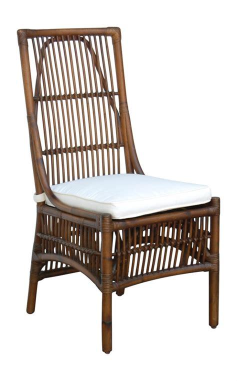 bora bora side chair with cushion