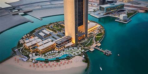 New beach at Four Seasons Hotel Bahrain Bay promises a ...