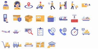 Logistics Clipart Vector Customize Software Clipground
