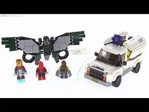 LEGO Spider-Man Homecoming: Beware the Vulture review ...