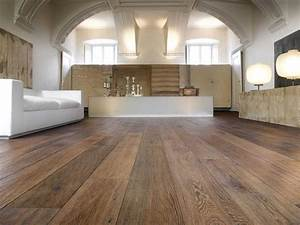 antique natural prefinished oak flooring smoked wide plank With classe parquet