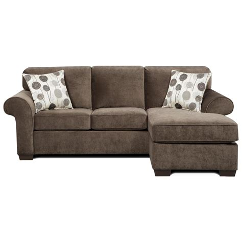 Sofa Chaise Sleeper by Worcester Transitional Sleeper Sofa Chaise Elizabeth Ash
