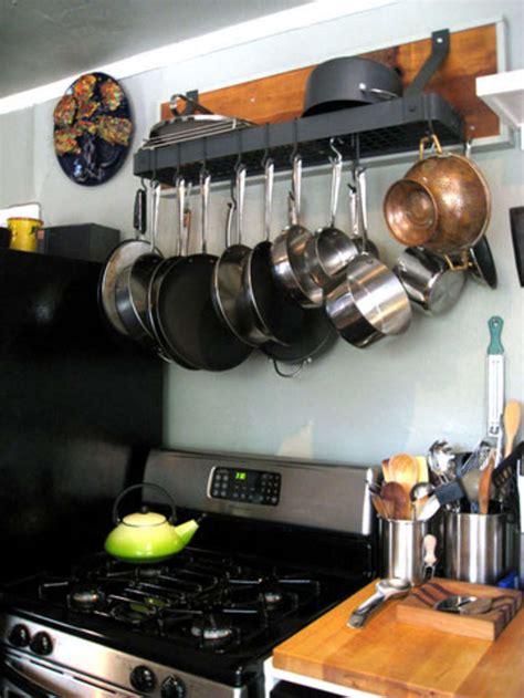 range with pot rack or not pot racks the stove kitchn