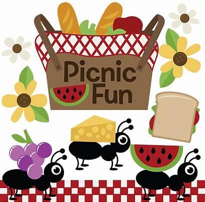 Picnic Fun Summer Svg Picnics Clip Funny