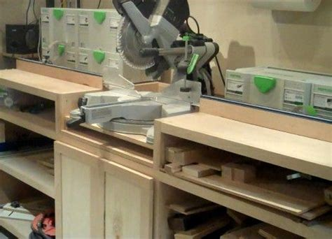 ultimate miter  stand woodworking projects plans