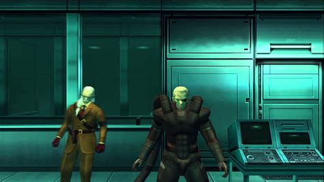 Metal Gear Solid 2 Sons Of Liberty Hd Gameplay Part
