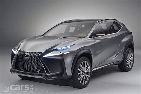lexus lf nx lexus lf nx concept pictures cars uk