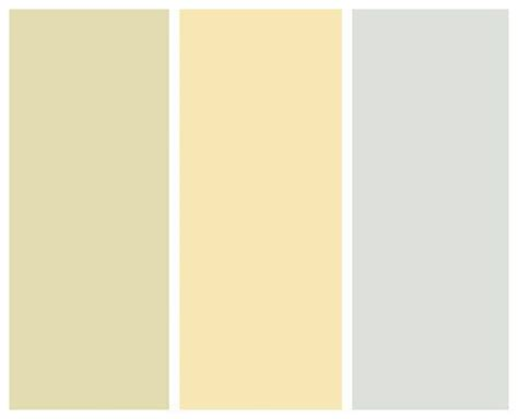 colors to go with hawthorne yellow home improvement