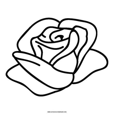 disegni da colorare brawl rosa disegno di cespuglio di polyantha da colorare disegni