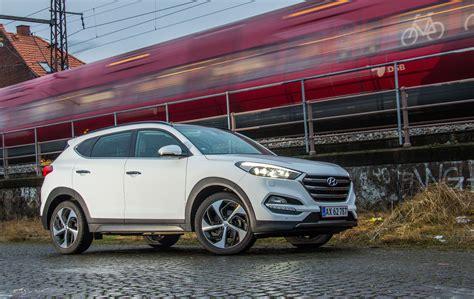 Hyundais nye SUV, Tucson, er vokset og blevet mere ...